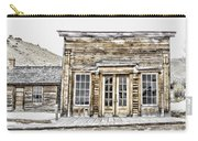 Bannack Assay Office Carry-all Pouch