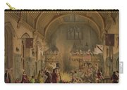 Banquet In The Baronial Hall, Penshurst Carry-all Pouch