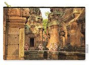 Banteay Srei, Cambodia Carry-all Pouch