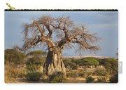 Baobab Tree Ruaha Np Tanzania Carry-all Pouch