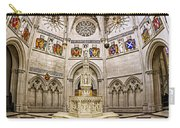 Baptistry At Saint John The Divine Cathedral Carry-all Pouch
