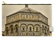 Baptistry - Florence Italy Carry-all Pouch
