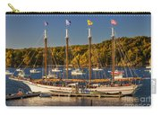Bar Harbor Schooner Carry-all Pouch
