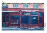 Bar Soho Carry-all Pouch by Anthony Butera