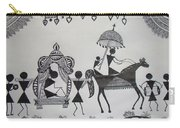 Baraat - The Wedding Procession Carry-all Pouch