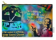 Barack And Jay Z Carry-all Pouch