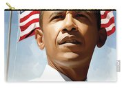 Barack Obama Artwork 1 Carry-all Pouch
