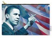 Barack Obama Artwork 2 Carry-all Pouch