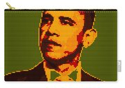 Barack Obama Lego Digital Painting Carry-all Pouch