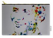 Barack Obama Paint Drops Carry-all Pouch