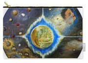 Barack Obama Painting Carry-all Pouch