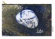 Barack Obama Pluto Carry-all Pouch by Augusta Stylianou