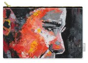 Barack Obama Carry-all Pouch by Richard Day