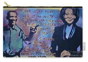Barack With Michelle Carry-all Pouch