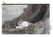 Barbados Beach Cat Carry-all Pouch