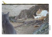 Barbados Cat Family Carry-all Pouch