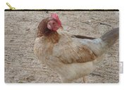 Barbados Free Range Chicken Carry-all Pouch