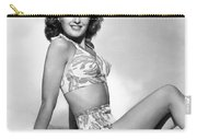 Barbara Stanwyck Carry-all Pouch