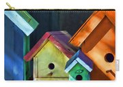 Barbara's Birdhouses Carry-all Pouch