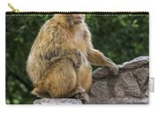 Barbary Macaque Carry-all Pouch