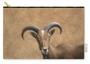 Barbary Ram Carry-all Pouch
