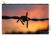 Barbed Silhouette Carry-all Pouch