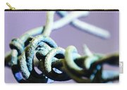 Barbed Violet Carry-all Pouch