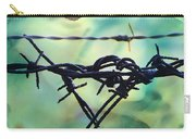 Barbed Wire Love-jealousy 2 Carry-all Pouch