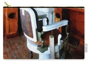 Barber - Barber Chair And Cash Register Carry-all Pouch