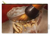 Barber - Shaving - The Beauty Of Barbering Carry-all Pouch