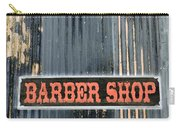 Barber Shop - Photopower Carry-all Pouch