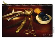 Barber - Things In A Barber Shop Carry-all Pouch