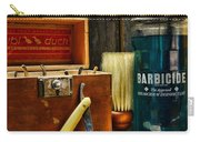 Barber - Vintage Barber Tools  Carry-all Pouch