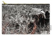 Barbwire Wreath 1 Carry-all Pouch