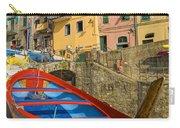 Barca Rossa A Rio Maggiore Carry-all Pouch