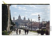 Barcelona - Urban Scene Carry-all Pouch