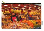 Barcelona Food Court Carry-all Pouch
