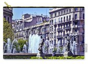 Barcelona Fountain Carry-all Pouch