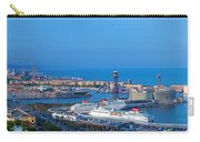 Barcelona Panorama Carry-all Pouch