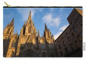 Barcelona's Marvelous Architecture - Cathedral Of The Holy Cross And Saint Eulalia Carry-all Pouch