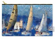 Barcolana 2013 Carry-all Pouch