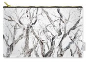Bare Branches Print Option 2 Carry-all Pouch