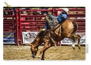 Bareback Riding Carry-all Pouch
