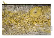 Bark Art Carry-all Pouch by Sonali Gangane