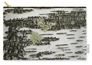 Bark Of Paper Birch Carry-all Pouch