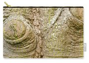 Bark Of Silk Floss Tree Background Texture Pattern Carry-all Pouch