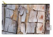 Bark On A Tree In The Desert In Sedona Carry-all Pouch