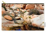Barker Dam Big Horn Dam By Diana Sainz Carry-all Pouch