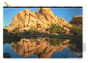 Barker Dam Pond Reflections Carry-all Pouch