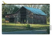Barn 1 - Featured In Old Building And Ruins Group Carry-all Pouch